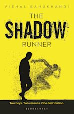 The Shadow Runner cover