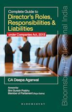 Complete Guide to Director's Roles, Responsibilities & Liabilities cover