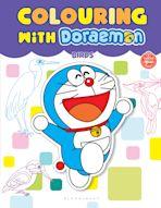 Colouring With Doraemon Birds cover
