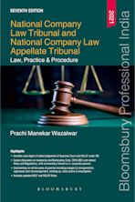 National Company Law Tribunal and National Company Law Appellate Tribunal – Law, Practice & Procedure cover