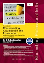 A Guide to Compounding, Adjudication and Prosecution cover