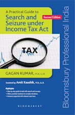A Practical Guide to Search and Seizure under Income Tax Act cover