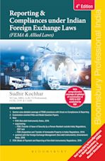 Reporting & Compliances under Indian Foreign Exchange Laws (FEMA & Allied Laws) cover