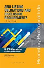 SEBI Listing Obligations and Disclosure Requirements – A Handbook, 1e cover