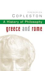 History of Philosophy Volume 1 cover