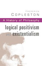 History of Philosophy Volume 11 cover