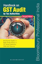 Handbook on GST Audit by Tax Authorities, Second edition cover