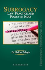 Surrogacy Law, Practice and Policy in India cover