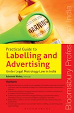 Practical Guide to Labelling and Advertising under Legal Metrology law in India cover