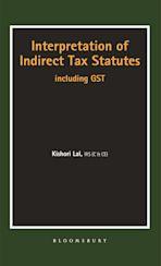Interpretation of Indirect Tax Statutes cover