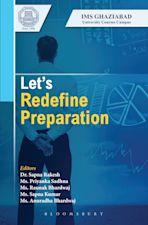 Let's Redefine Preparation cover