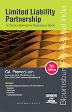 Limited Liability Partnership cover