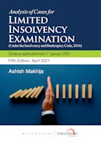 Analysis of Cases for Limited Insolvency Examination cover