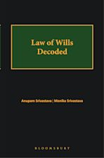 Law of Wills decoded cover