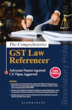 The Comprehensive GST Law Referencer cover