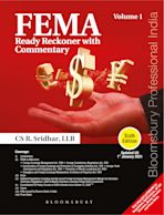 FEMA Ready Reckoner with Commentary (2 Volumes), Sixth Edition cover