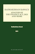 Radhakishan Rawal's Analysis of the Finance Act, 2021 and More cover