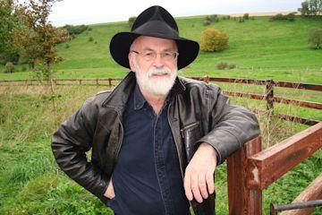 Terry Pratchett photo