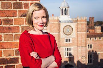 Lucy Worsley photo