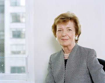 Mary Robinson photo