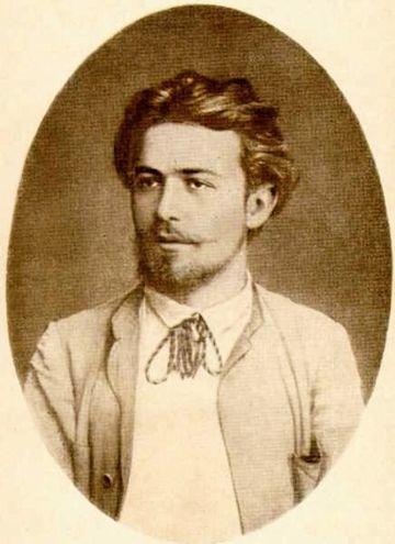 Anton Chekhov photo