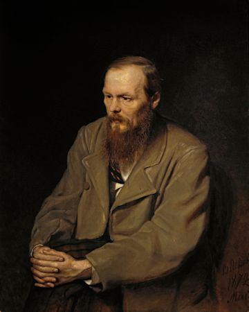 F.M. Dostoevsky photo