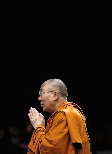 The Dalai Lama photo