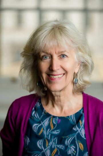 Joan E. Taylor photo