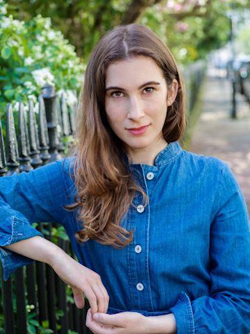 Katherine Rundell photo