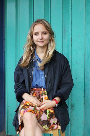 Isabel Greenberg photo