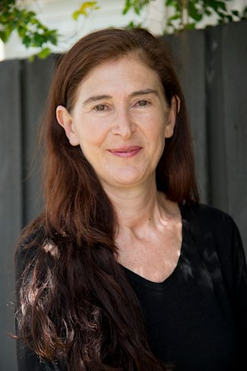 Mary Zournazi photo