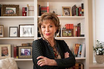 Isabel Allende photo