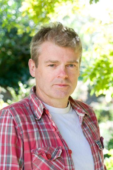 Mark Haddon photo