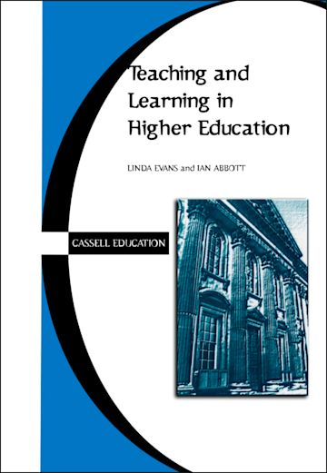 Teaching and Learning in Higher Education cover