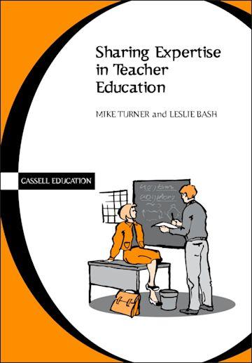 Sharing Expertise In Teacher Ed cover