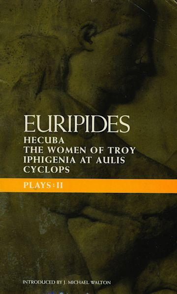 Euripides Plays: 2 cover