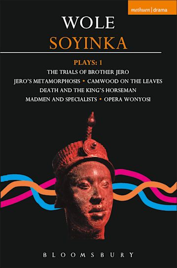 Soyinka Plays: 1 cover