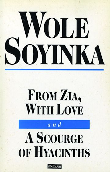 From Zia With Love and A Scourge of Hyacinths cover
