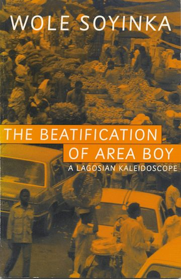 The Beatification Of Area Boy cover
