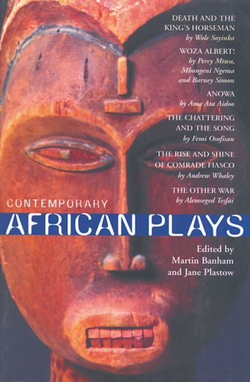 Contemporary African Plays cover