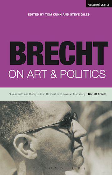 Brecht On Art & Politics cover