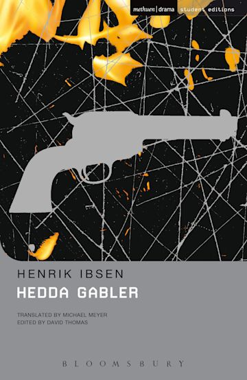 Hedda Gabler cover