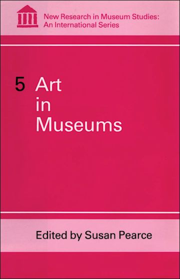 Art in Museums cover
