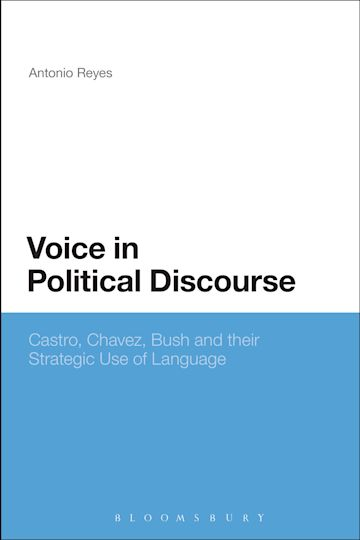 Voice in Political Discourse cover