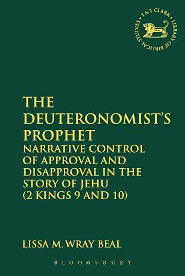 The Deuteronomist's Prophet cover