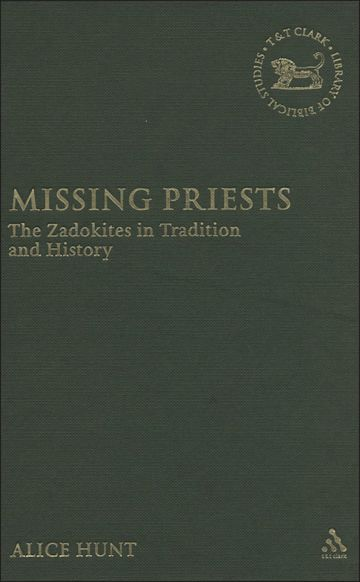 Missing Priests cover