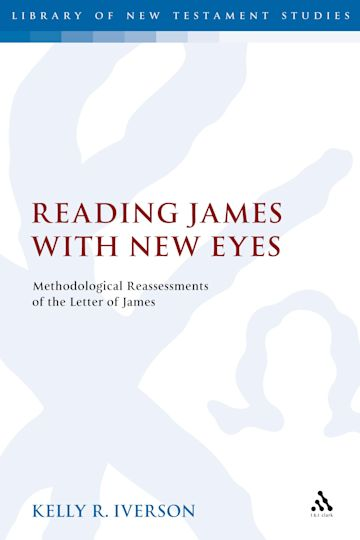Reading James with New Eyes cover
