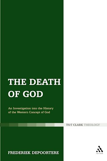 The Death of God cover