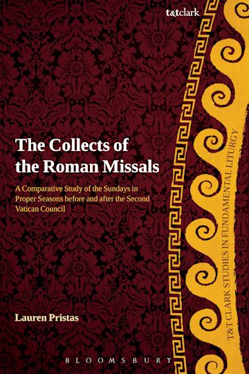 The Collects of the Roman Missals cover