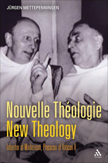 Nouvelle Théologie - New Theology cover